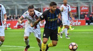 Gelandang Inter Milan : Evar Banega Terkena Cedera Lutut