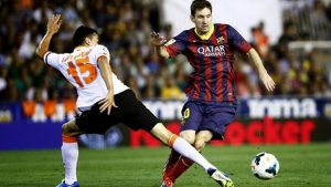 Prediksi Bola Barcelona vs Valencia 20 Maret 2017