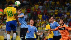 Uruguay vs Brazil