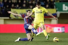 Villarreal vs eibar