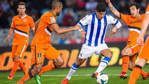 Prediksi Bola Valencia vs Real Sociedad 27 April 2017