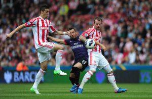 Prediksi Bola Stoke City vs Arsenal