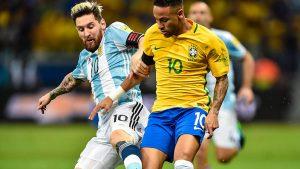 Prediksi Bola Brazil vs Argentina