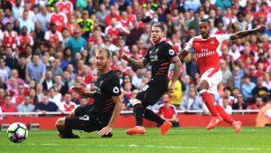 Prediksi Skor Bola Liverpool vs Arsenal 27 Agustus 2017
