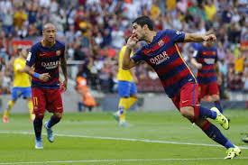 Prediksi Skor Barcelona vs Las Palmas 1 Oktober 2017