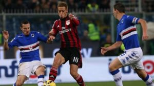 Prediksi Skor Sampdoria vs AC Milan 24 September 2017