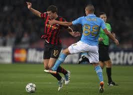 Prediksi Skor Manchester City vs Napoli 18 Oktober 2017