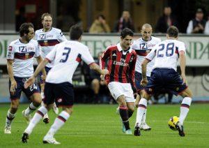 Prediksi Skor AC Milan vs Genoa 22 Oktober 2017