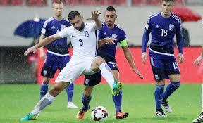 Prediksi Skor Cyprus vs Greece 8 Oktober 2017