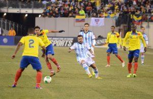Prediksi Skor Ecuador vs Argentina 11 Oktober 2017