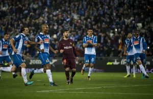 Barcelona Ditahan Imbang 1-1 di Kandang Espanyol