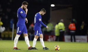 Kalah Telak dari Watford Antonio Conte Terancam Dipecat Chelsea