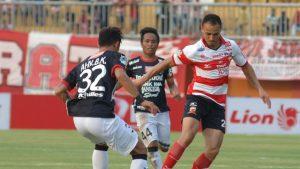 Bali United kembali gagal menang