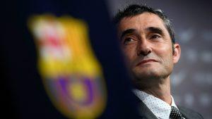 Ernesto Valverde Mengakui Kekuatan Barcelona
